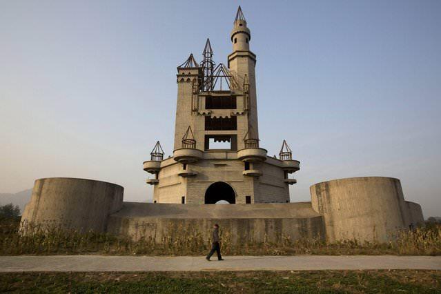 Εγκαταλειμμένα μέρη στον κόσμο Beijing china