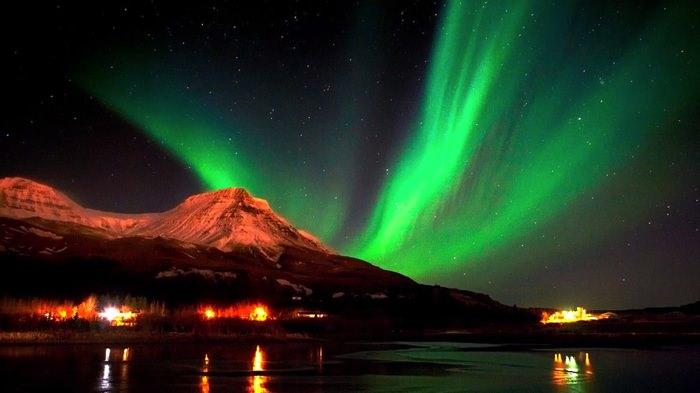 Χειμερινοί Προορισμοί στην Ευρώπη Northern Lights, Σουηδία