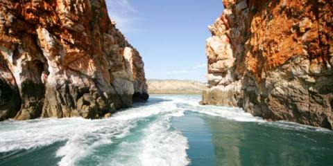 οριζόντιοι καταρράκτες της Αυστραλίας allabout.gr