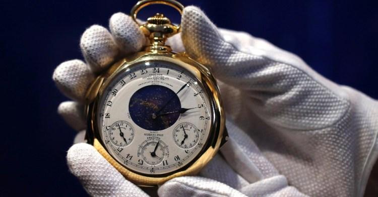 Patek Philippe: Το πιο περίπλοκο ρολόι στον κόσμο