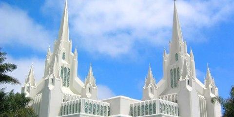 Καταπληκτικοί Χώροι Λατρείας Ναοί San Diego California Temple