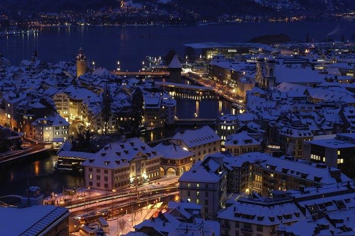 Χειμερινοί Προορισμοί στην Ευρώπη Ζυρίχη, Ελβετία Zurich, Switzerland