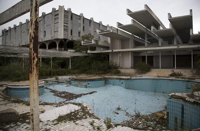 Εγκαταλειμμένα μέρη στον κόσμο hotel croatia