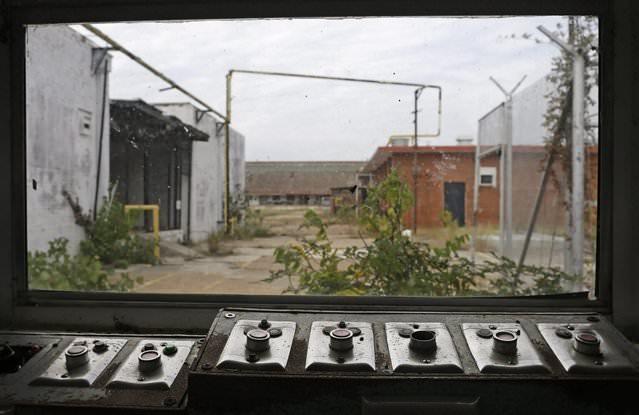 Εγκαταλειμμένα μέρη στον κόσμο prison farm texas