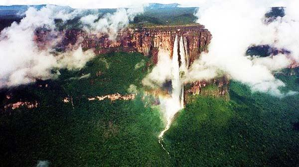 Extreme προορισμοί του πλανήτη Angel Falls allabout.gr