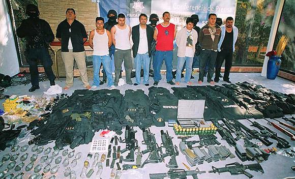 πιο επικίνδυνες συμμορίες Los Zetas allabout.gr