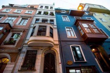 πιο όμορφη μεζονέτα της Κωνσταντινούπολης allabout.gr