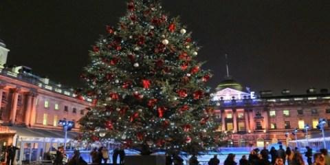 Θεαματικοί χριστουγεννιάτικοι στολισμοί σε όλο τον κόσμο london allabout.gr