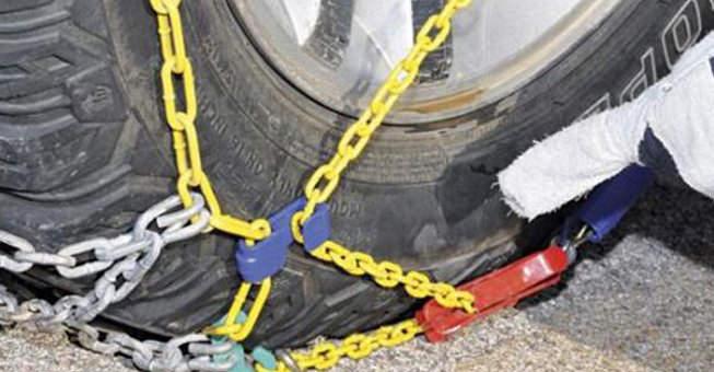 Πώς να τοποθετήσετε σωστά τις αλυσίδες στο αυτοκίνητο σας allabout.gr