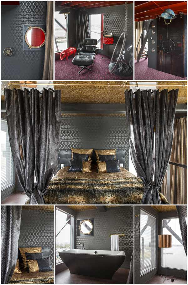 Γερανός μεταμορφώνεται σε πολυτελές ξενοδοχείο allabout.gr