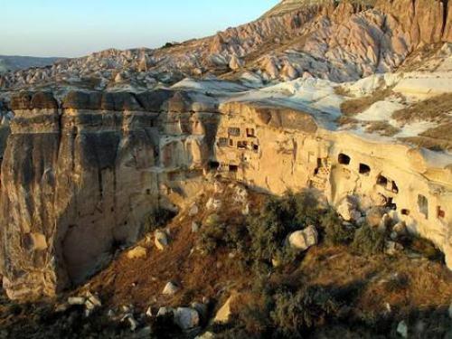 Ανακαλύφθηκε υπόγεια πόλη 5.000 ετών στην Καππαδοκία allabout.gr