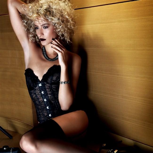 Ισμήνη Παπαβλασοπούλου: Η πιο σέξι μούσα του Gaultier είναι Ελληνίδα ismini papavlasopoulou allabout.gr