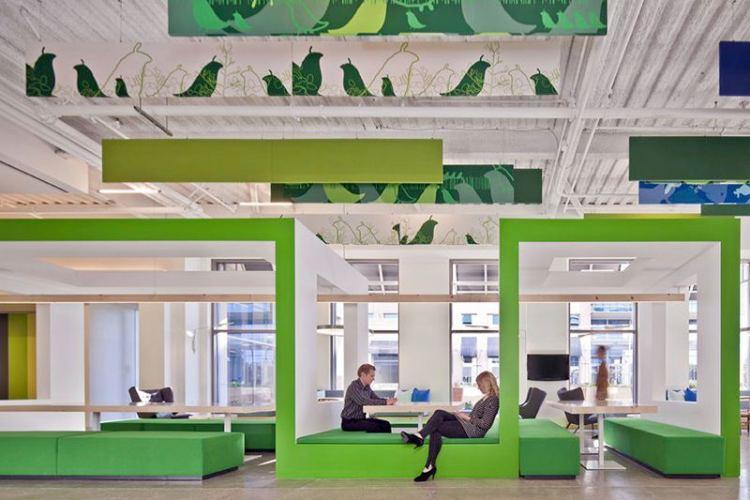 καλύτερα γραφεία του κόσμου Nokia Office