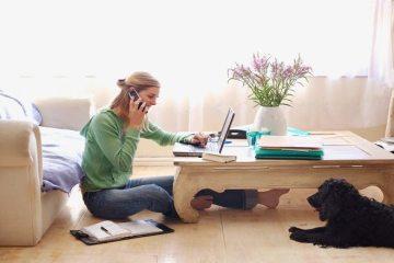 Tips για πιο αποδοτική δουλειά στο σπίτι