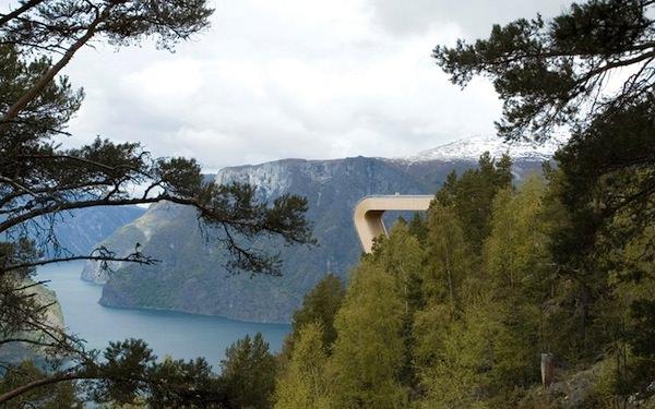 γέφυρα στο κενό
