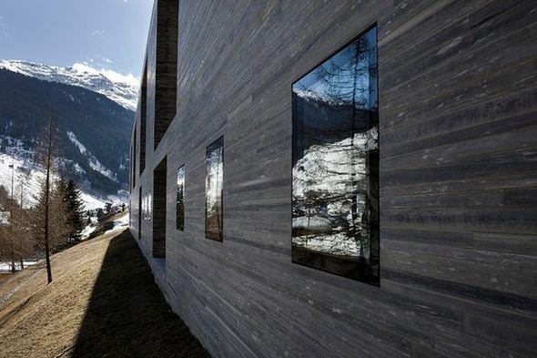 Πολυτελείς σάουνες στην Ελβετία