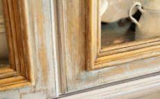 BAΨΙΜΟ: Δώστε ΠΑΛΑΙΩΜΕΝΗ ΟΨΗ σε ξύλινα ΕΠΙΠΛΑ(10)