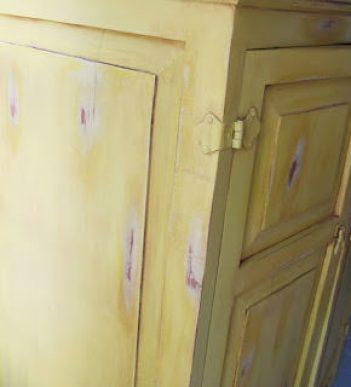 BAΨΙΜΟ: Δώστε ΠΑΛΑΙΩΜΕΝΗ ΟΨΗ σε ξύλινα ΕΠΙΠΛΑ(32)