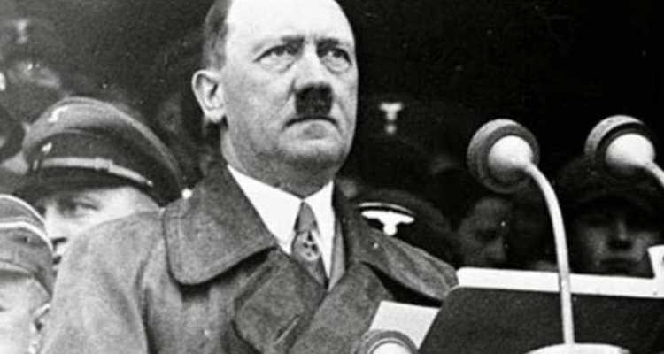 Δείτε τι είπε ο Χίτλερ για τους Έλληνες το 1941.