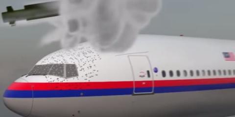 Έτσι καταρρίφθηκε το αεροσκάφος των Malaysia Airlines στην Ουκρανία (video).