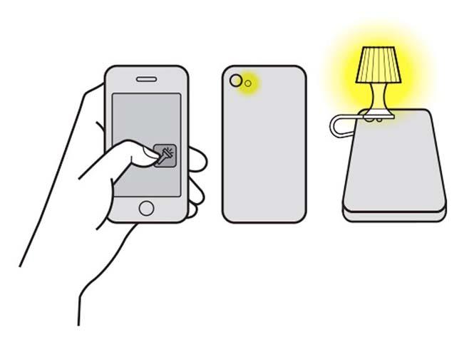 Gadget μετατρέπει το smartphone σας σε πορτατίφ