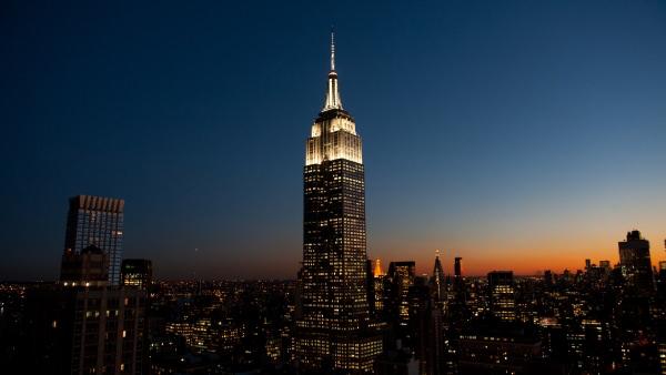 Empire State Building — Νέα Υόρκη