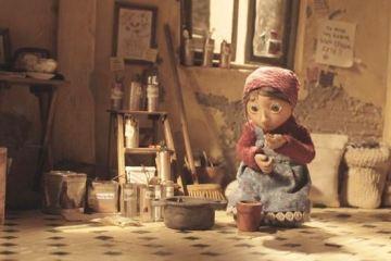 «Η βαλσαμωμένη γιαγιά»: Η καλύτερη ελληνική ταινία animation 2015.