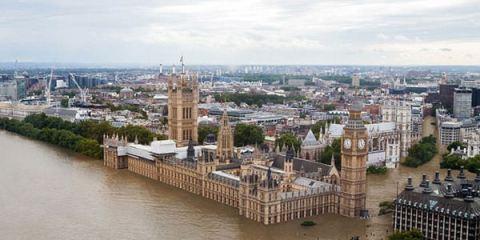 Λονδίνο βυθίζεται