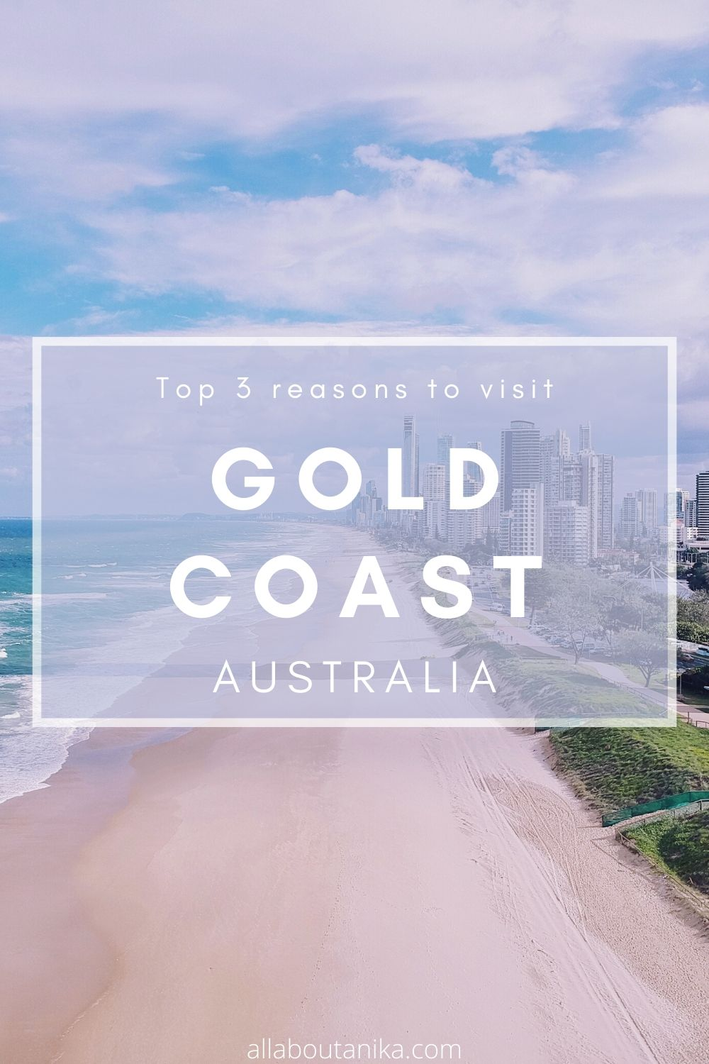 3 reasons why you should visit the Gold Coast in Australia
