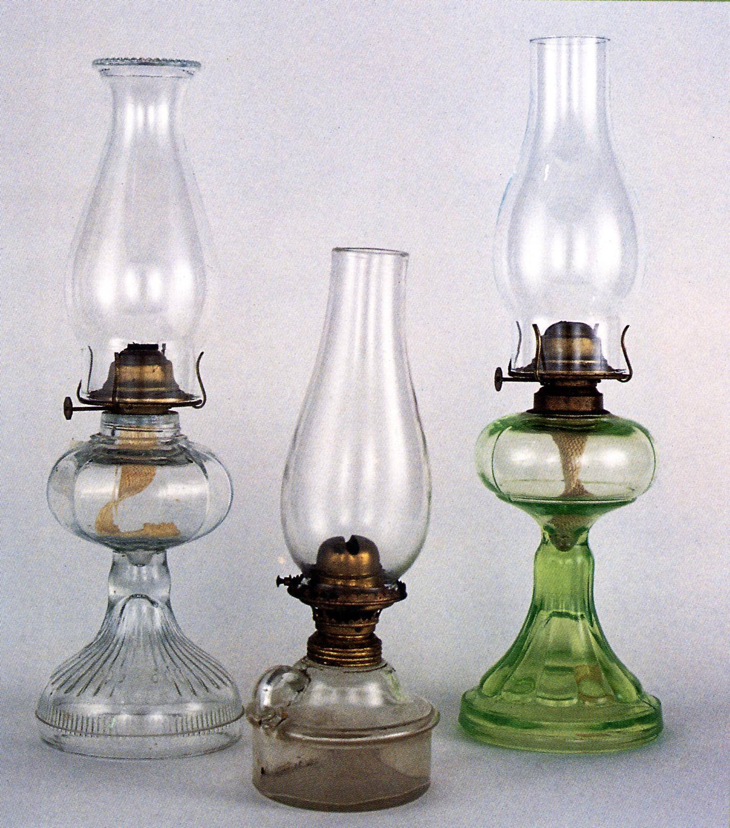 Shades for Kerosene Lamps