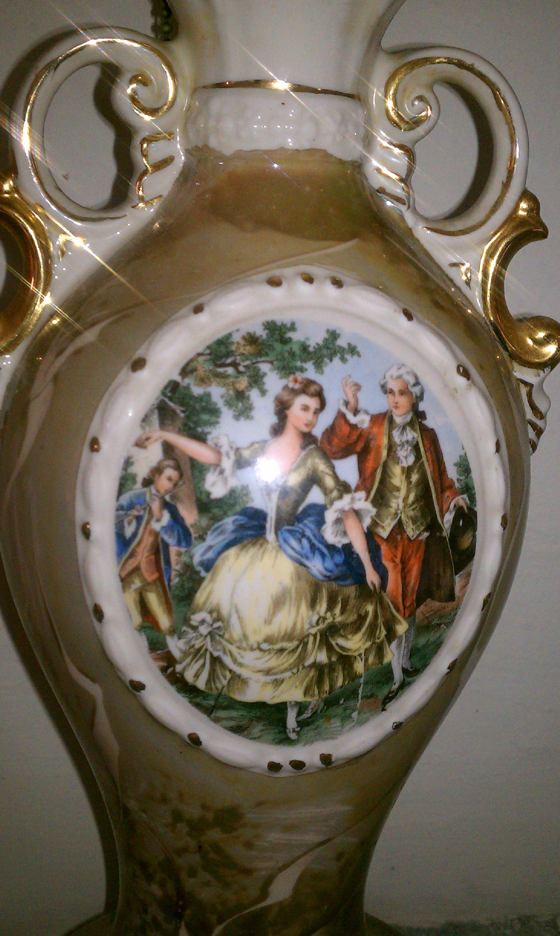 Antique Lamp Buyers Guide