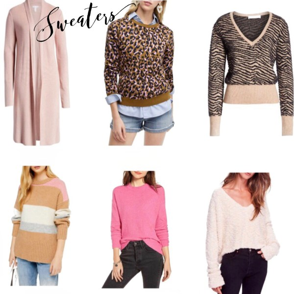 My Top Sweater Picks from the Nordstrom Anniversary Sale