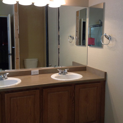 Dated Bathroom Needs Remodel  All About Bathrooms + More