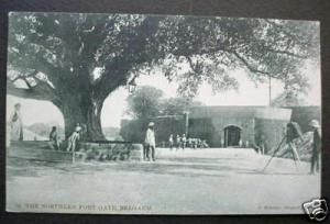 Belgaum Fort Gate in 1910