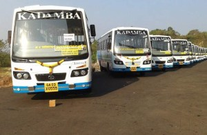 kadamba bus goa