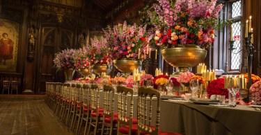 ベルギーの花のイベント、フラワータイムの様子