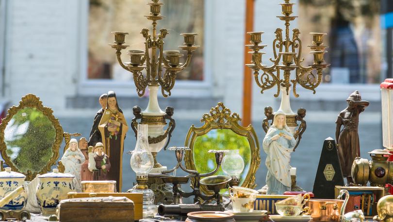 ベルギー雑貨探しの旅:蚤の市、マーケット情報