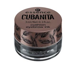 "0647b ess cubanita cushioneyebrowink - PREVIEW | ESSENCE TREND EDITION ""CUBANITA"""