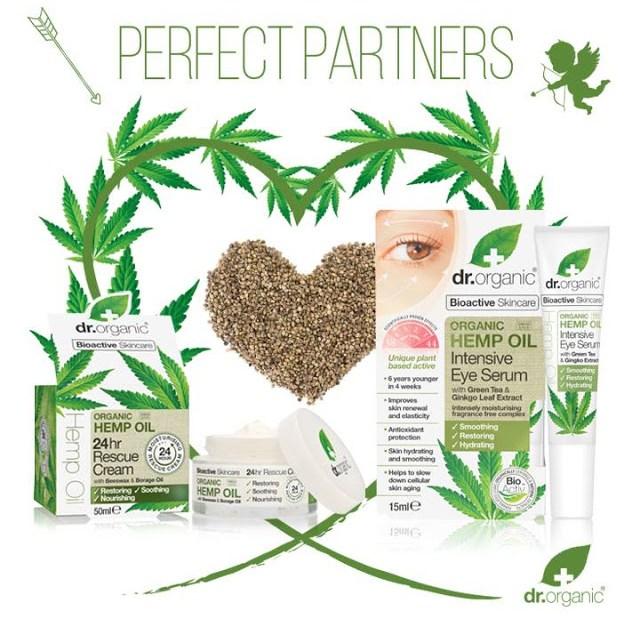 07276 pers2 - Happy Valentine's Day met de 'perfect partners' van Dr.Organic