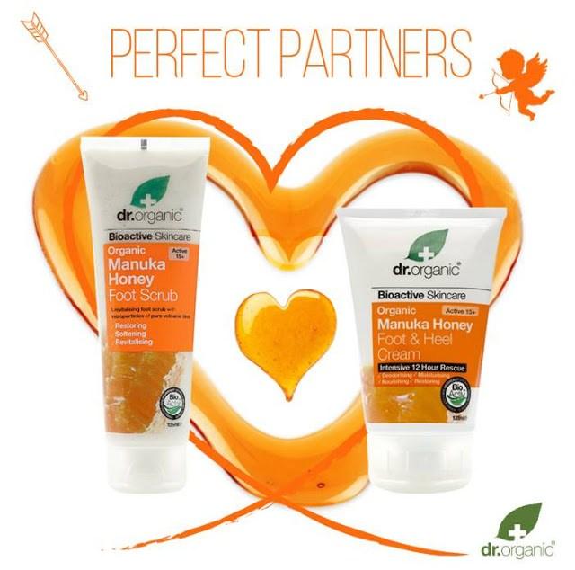 0c55f per1 - Happy Valentine's Day met de 'perfect partners' van Dr.Organic