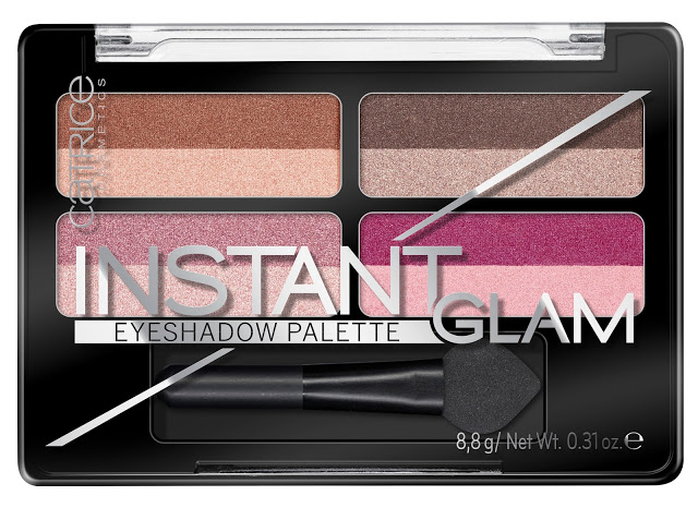 1aba5 4251232282627 catrice instant glam eyeshadow palette 010 image front view closed - CATRICE ASSORTIMENT UPDATE VOORJAAR 2018