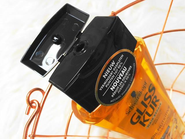 3c507 img 13592b252812529 - Schwarzkopf Gliss kur oil nutritive shampoo