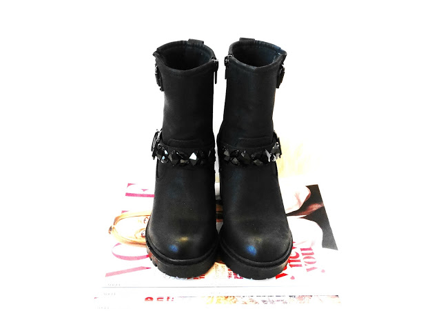 58193 dsc097032b2528125291 - NEW IN ♥ ZWARTE BIKERBOOT STRASS