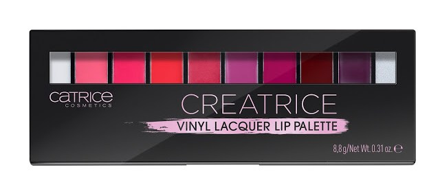 800f1 catr creatrice vinyl lacquer lippalette front view closed - CATRICE ASSORTIMENT UPDATE VOORJAAR 2018
