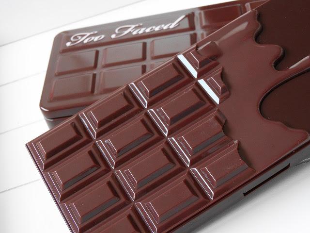 a8e8f dsc038962b252812529 - I HEART MAKEUP I HEART CHOCOLATE REVIEW / VERGELIJKING TOO FACED CHOCOLATE BAR