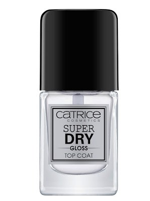b259a 228447 catrice super dry top coat front view closed - CATRICE ASSORTIMENT UPDATE VOORJAAR 2018