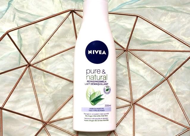 b934b img 7851 - Nivea Pure & Natural reinigingsmelk
