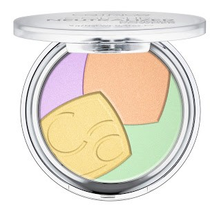 bdfa3 catr colourneutralizing mattifying powder offen - CATRICE UPDATE HERFST/WINTER 2017/2018
