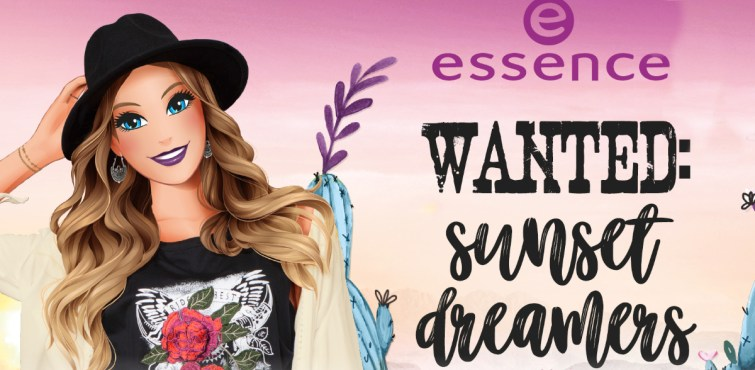 """essence wanted sunset dreams10 - PREVIEW │ ESSENCE TREND EDITION """"WANTED SUNSET DREAMS"""""""