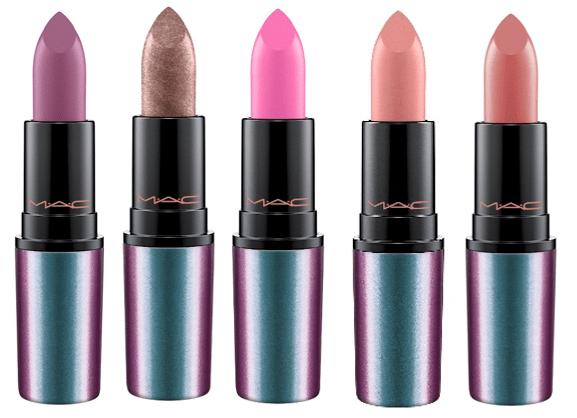lipstick mac - M.A.C COSMETICS INTRODUCEERT IN JUNI TWEE NIEUWE COLLECTIE – MIRAGE NOIR & OH, SWEETIE